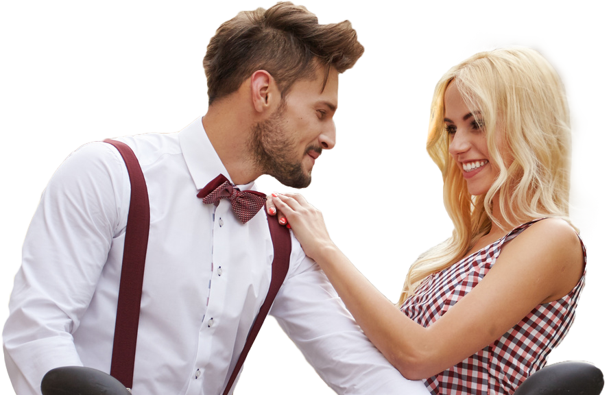 Korpersprache beim flirten mann